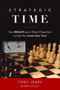 Strategic Time Book