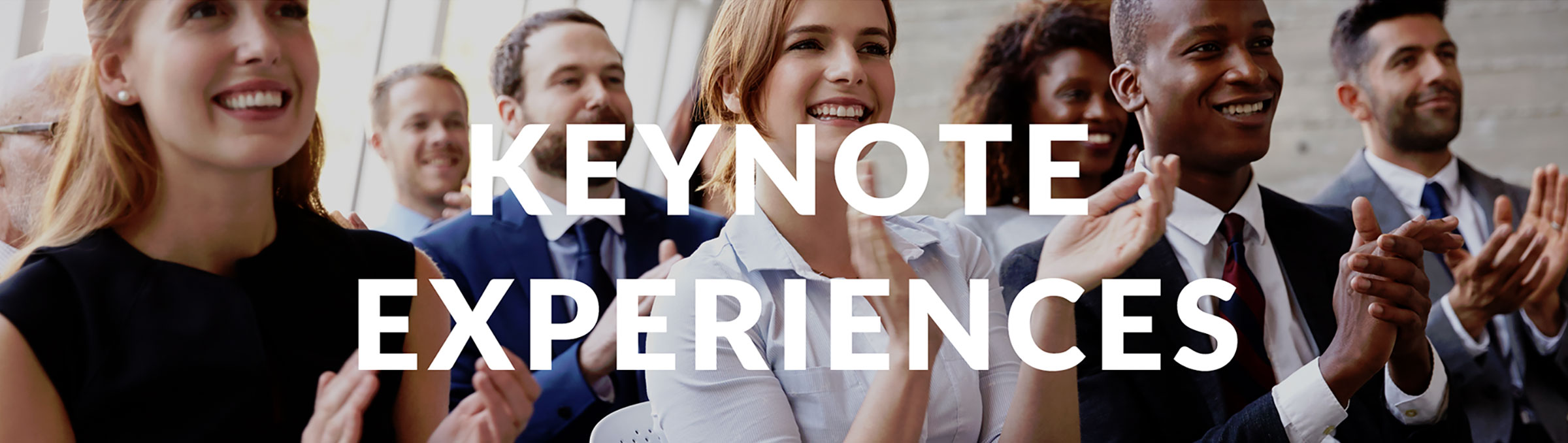 Keynote Experiences