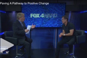 Tony Jeary on Fox 4 – The Pathway to Positive Change