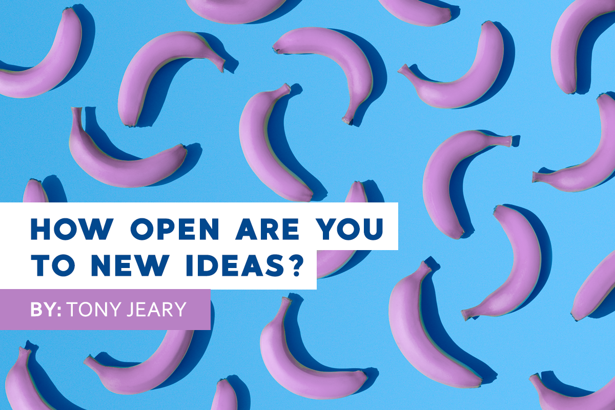 How Open Are You to New Ideas?