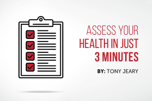 Assess Your Health in Just 3 Minutes
