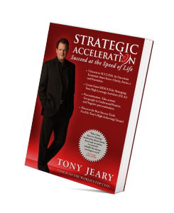 Strategic Acceleration Book
