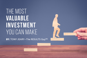 The Most Valuable Investment You Can Make