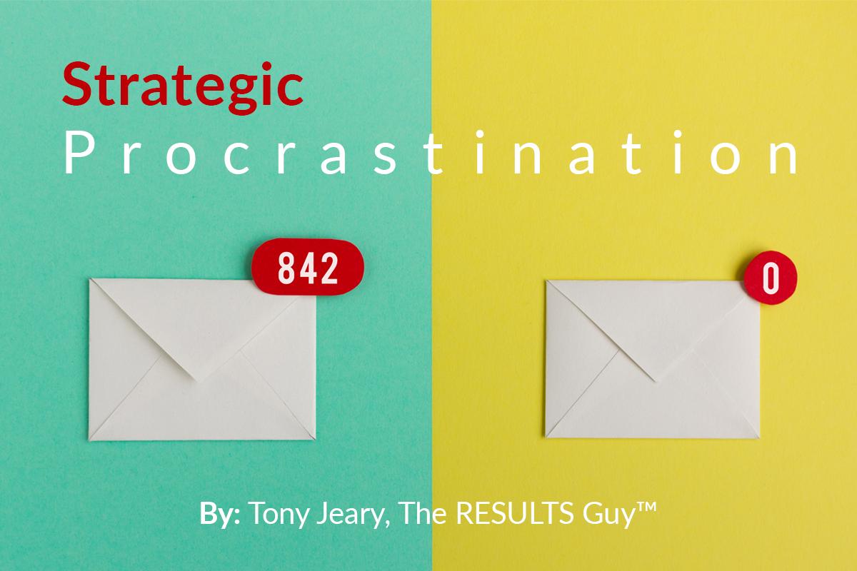 Strategic Procrastination