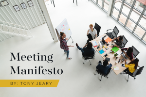 Meeting Manifesto
