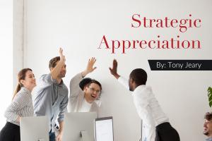 Strategic Appreciation