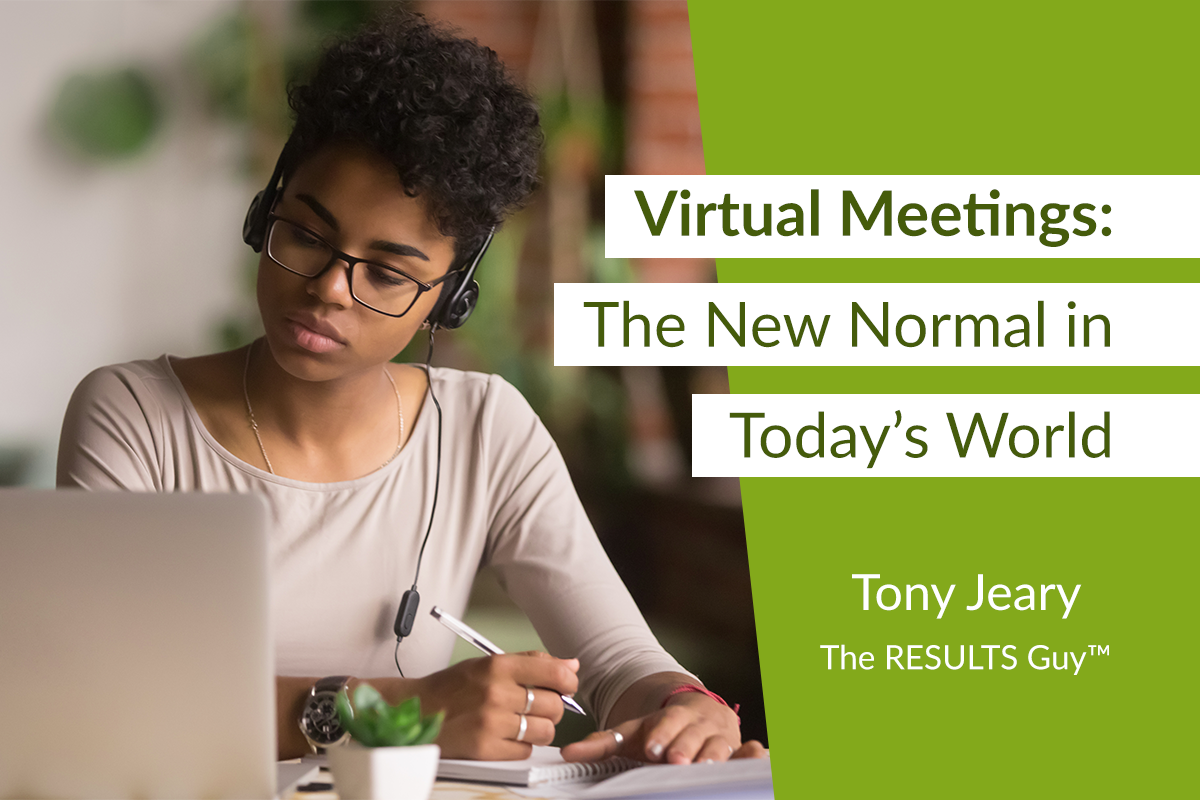 Virtual Meetings: The New Normal in Today's World