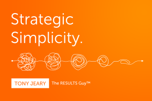 Strategic Simplicity